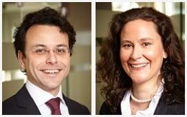 Philip Vondrak & Maria-Luise Fellner von GSV Rechtsanwälte