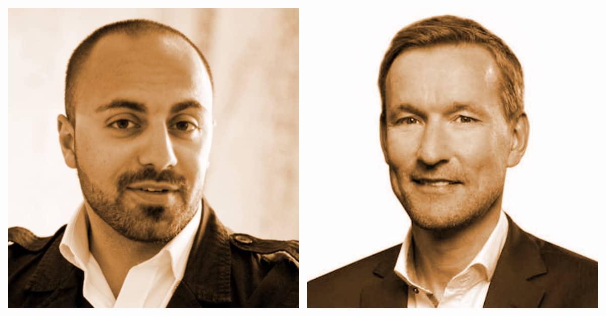 New Workers Ali Mahlodji & Hermann Arnold