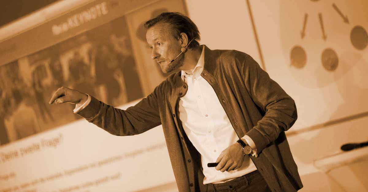 Keynote Hermann Arnold @Freiräume (Un)Conference 2017