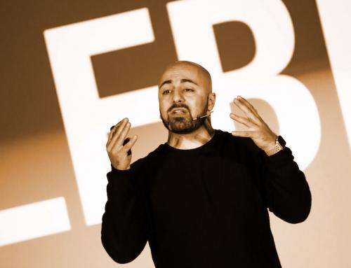 Video der Keynote von Ali Mahlodji @ Freiräume (Un)Conference 2017