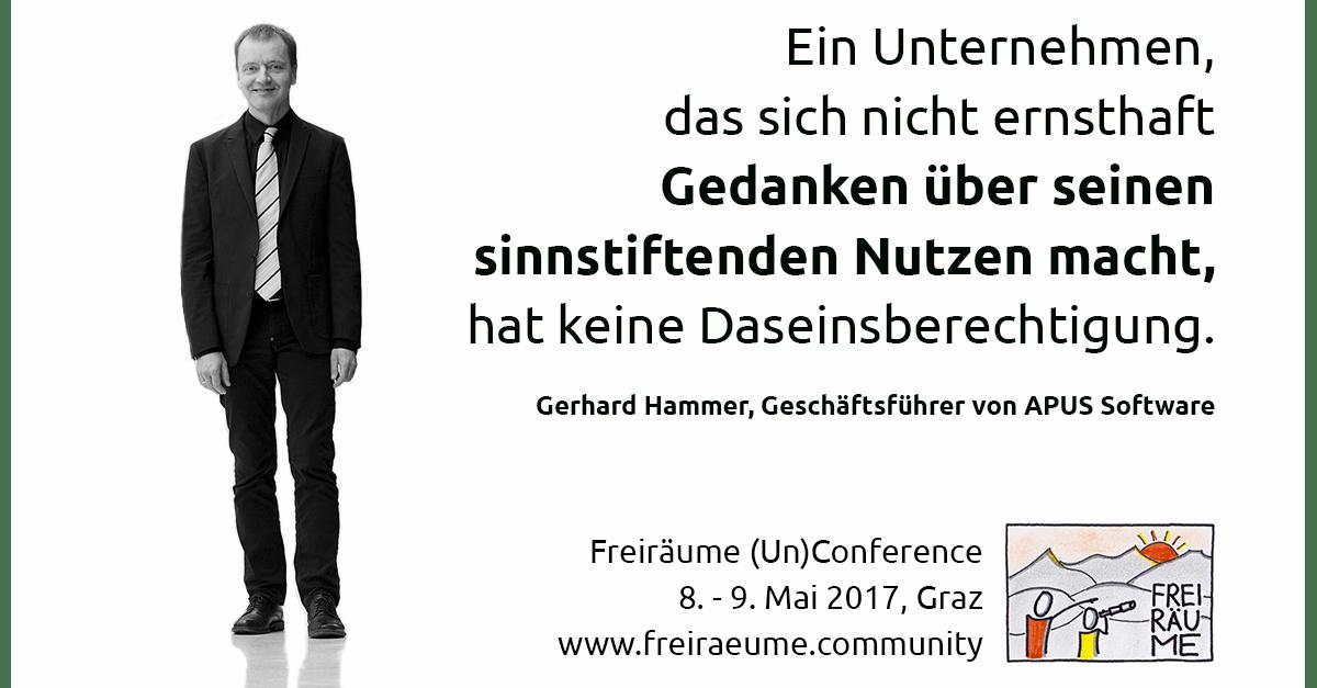APUS Software - Gerhard Hammer